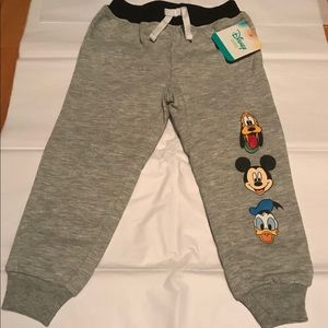 Toddler boys Mickey Mouse pants size 24 months